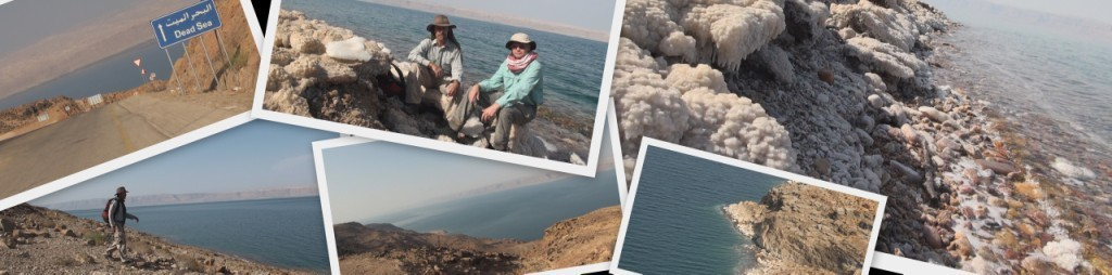 Join us on great hikes near the Dead Sea