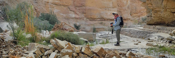 Wadi Assal - A Full Day of Hiking with Waterfalls, Unspoiled Nature and a Diverse Wildlife  - Hiking in Jordan.