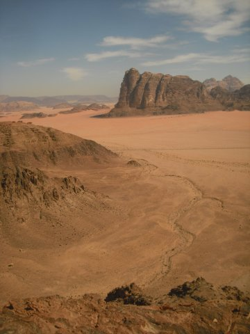 41 Ibex Canyon Lookout - Spectacular Views over Wadi Rum