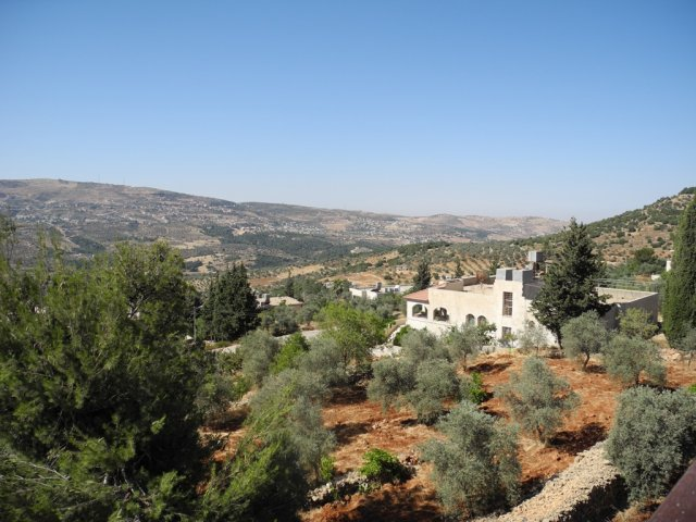 11 Ajloun Castle - View of the Valley